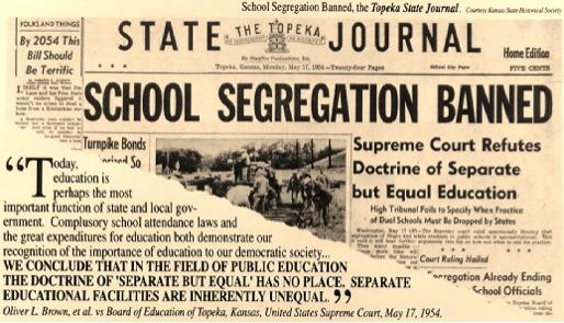 School Seg Banned