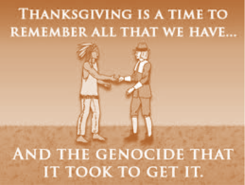 tgving time to genocide