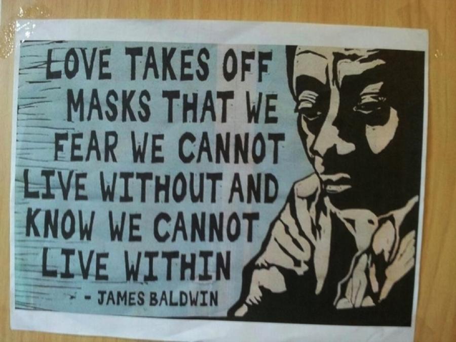 Jame Baldwin